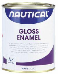 NAUTICAL GLOSS ENAMEL VALKOINEN 2.5