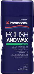 POLISH AND WAX 500ml