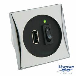 USB LIITIN 12-30V ULOSTULO 5V 2A