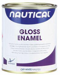 NAUTICAL GLOSS ENAMEL OFFWHITE 750M