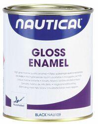 NAUTICAL GLOSS ENAMEL MUSTA 750ML