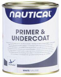 NAUTICAL PRIMER & UNDERCOAT WHITE