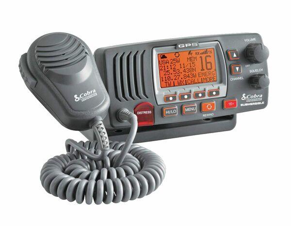 COBRA MRF77B GPS VHF-RADIOPUHELIN