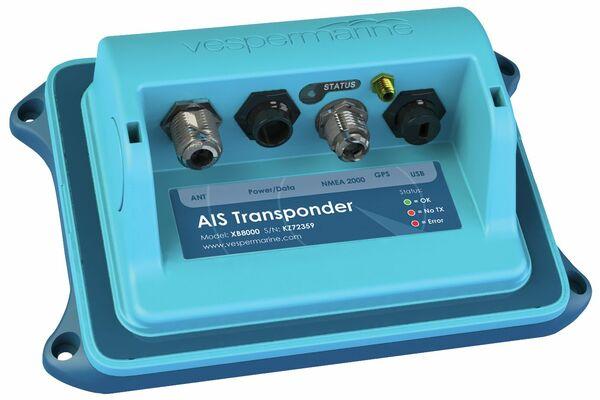 SMART-AIS XB-8000 TRANSPONDERI
