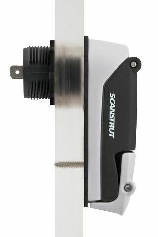 VESITIIVIS USB-PISTOKE 12/24V MUSTA